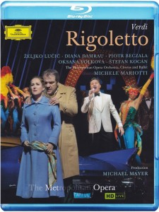 Rigoletto Beczala  Damrau